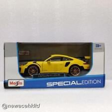 PORSCHE 911 GTS RS Yellow MAISTO 1/24 #MT-31523