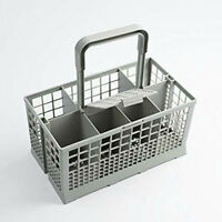 Portable Dishwasher Cutlery Basket for Silverware Tableware Fork Spoon Universal