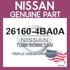 Genuine Nissan OEM 26160-4BA0A TURN SIGNAL LAM 261604BA0A