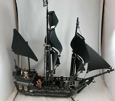 Lego 4184 The Black Pearl Pirates Of The Caribbean Set 100% Complete