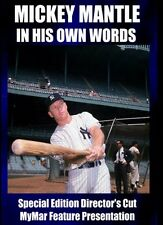 Mickey Mantle: In His Own Words-SPECIAL EDITION DIRECTOR'S CUT