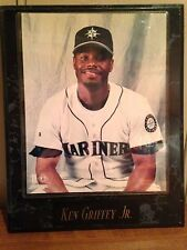 Ken Griffey Jr Vintage 1996 Photo Plaque Seattle Mariners MLB Player's Choice