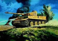 Vehículos militares de automodelismo y aeromodelismo Airfix, guerra