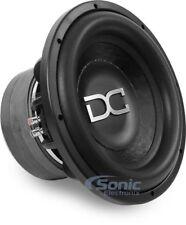 """DC AUDIO 2800W Peak 12"""" Level 4 Series m2.1 Version Dual 1-Ohm Car Subwoofer"""