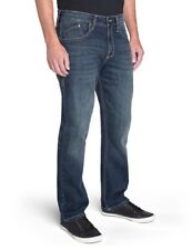 New ROCK & REPUBLIC Size: 30x30 STRAIGHT FIT JEANS Blue Wash