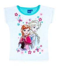 T-shirts et débardeurs Disney à longueur de manches manches 3/4 pour fille de 2 à 16 ans