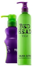 TIGI BED HEAD - Foxy Curls Contour Cream & Calma Sutra Cleansing Conditioner