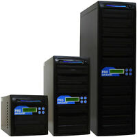 ProDuplicator SATA CD DVD Duplicator Disk Copier Burner Mulitple Writer Tower