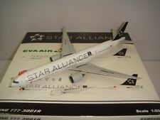 "Jc Wings 500 Air China Ca B777-300Er ""Star Alliance - 15 years Logo"" 1:500"