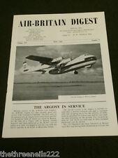 AIR BRITAIN DIGEST - MAY 1962 VOL 14 # 5 - USAF IN EUROPE