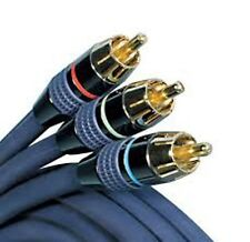 Stellar Labs 75 ft. SLP Series - Premium - Component Video Cable #24-8897