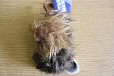 """STAR WARS CHEWBACCA 4"""" TALKING PLUSH WITH CLIP"""