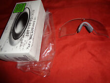 NEW - Authentic Oakley M Frame Strike 2.0 Ballistic SI Lenses - CLEAR LENS
