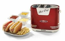 ARIETE MACCHINA PER MACCHINA PER HOTDOG HOT DOG MAKER PARTY SALSICCE  PANINI