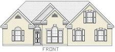 Adeline 1518G home, house plan 3 bed room, 2 bath, bonus rm upstairs