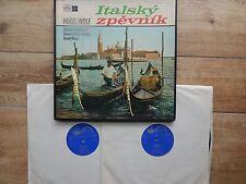 SUPRAPHON 0121141-42 / 2 LP Box / HUGO WOLF - Italsky zpevnik / GRAMOFONOVY KLUB