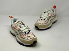 Nike Air Max 98 Sail / Court Purple/Light Cream - Size 5 YOUTH - (BV4872-100)