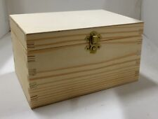 Pine wood smoking e-cig parts storage box  20x14.5x11.5CM RN123