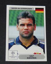 #55 ULF KIRSTEN BAYER 04 LEVERKUSEN FOOTBALL CHAMPIONS LEAGUE 2000-2001