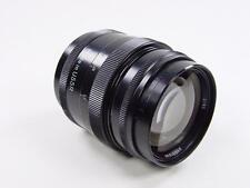 Black Rangefinder 85mm f/2 JUPITER-9 Zorki Leica LTM39 s/n 8501000. Sonnar USSR