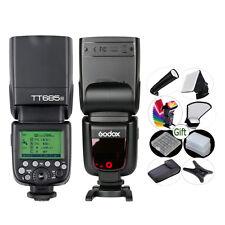 GODOX TT685N i-TTL II 2.4G HSS 1/8000s Wireless Flash Light Speedlite for Nikon