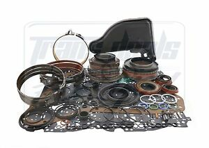 Fits Buick GM Chevy 4T65E Transmission Overhaul Rebuild Deluxe Kit 2003-On