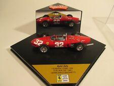 Quartzo Q4155 Ferrari Dino 156 Italian GP 61 Baghetti 1:43 MIB