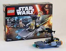 Speeder aus Lego® 75131 Resistance Trooper Star Wars Episode 7  OHNE FIGUREN