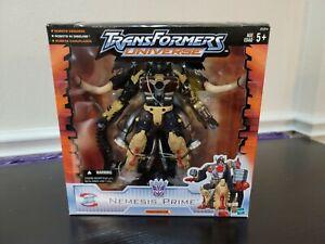 Hasbro Transformers Universe Nemesis Prime Mammoth Action Figure [NEW]