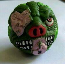 1986 Mad Balls Madballs Head Popping Lock Lips Locklips - Replacement Head Only
