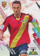 RCL-07 JEROME LE MOIGNE # RC.LENS CARD ADRENALYN FOOT 2015 PANINI