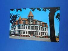 POSTCARD THE LUNENBURG ACADEMY NOVA SCOTIA CANADA SCHOOL
