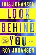 Look Behind You: A Novel (Kendra Michaels), Johansen, Roy, Johansen, Iris  Book
