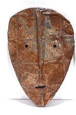 Jerry Coker  FOLK ART  Face  ON METAL OUTSIDER ARTIST Night Dreams signed