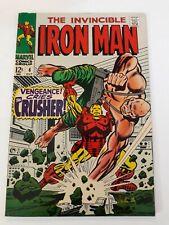 Iron man 6 1968 marvel comics