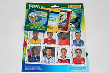 Panini WC WM BRASILIEN BRASIL 2014 – SET 71 UPDATE EXTRA STICKER + BONUS