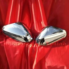 Pair Caps Mirror Chrome Alfa Romeo Alfa Giulietta Alfa Mito