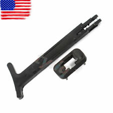 New Hood Latch ReLease Pull Rod Handle Tab Lever For VW Jetta MK4 FREE USA