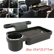 Car Rear Back Seat Table Drink Food Cup Can Tray Holder Table Desk Stand Mount
