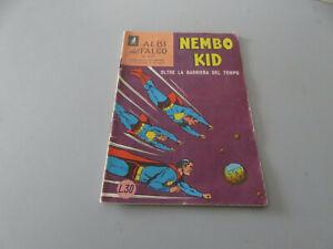 ALBI DEL FALCO - NEMBO KID aprile 1962  n° 310 Buonissimo stato