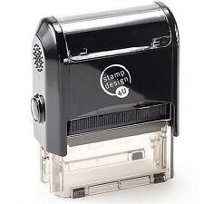 Personalised Customised Self inking Office Rubber Stamps for Schools Colleges