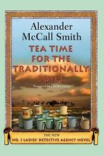 Tea Time for the Traditionally Built 2009 by Alexander McCall Smith - Ex-library