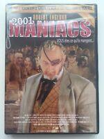 2001 maniacs DVD NEUF SOUS BLISTER Film d'horreur de Tim Sullivan
