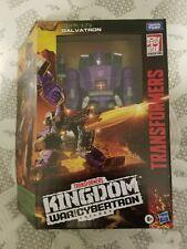 Transformers Kingdom Galvatron Leader Class War for Cybertron WFC-K28 New G1