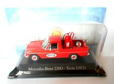DIE CAST - MERCEDES-BENZ  22D TECIN (1972)- AUTOS INOLVIDABLES SALVAT SCALA 1/43