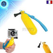 Flotteur Bouée pour caméra GoPro & modèle compatible Vis Dragonne Poignée Bobber