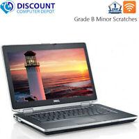 Dell Laptop Latitude Windows 10 Core i5 4GB RAM 320GB HD DVD Wifi PC Computer