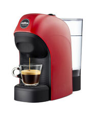 Macchina per Caffè  Lavazza a Modo Mio Tiny Rossa o Nera  o Bianca