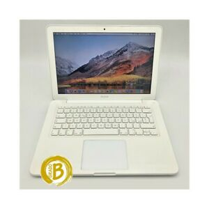 "Ordinateur Portable Apple Mac Macbook Unibody 13 "" A1342 Mid 2010 4GB HDD 250GB"
