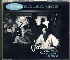 The solsonics-in the present tense 4 TRK CD MAXI 1994